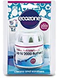 Ecozone Forever Flush 2000 - Toilet Cleaner and Freshener - Last for up to 2000 Flushes - Helps to Prevent Stains and Limescale