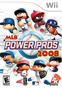 MLB Power Pros 2008 - Nintendo Wii