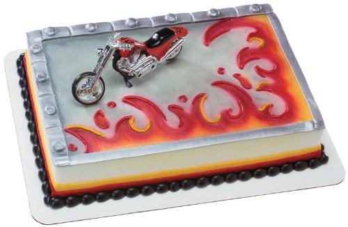 Red Hot Chopper DecoSet Cake Decoration