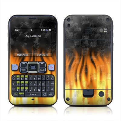BBQ Design Protective Skin Decal Sticker for Sanyo SCP-2700 Cell Phone
