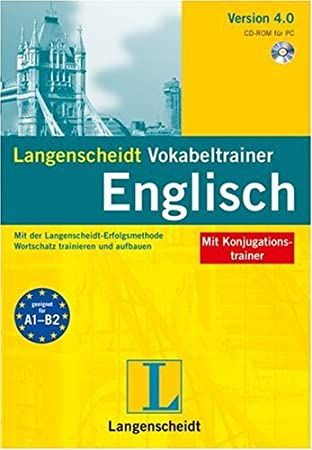 Langenscheidt Vokabeltrainer 4.0 Englisch