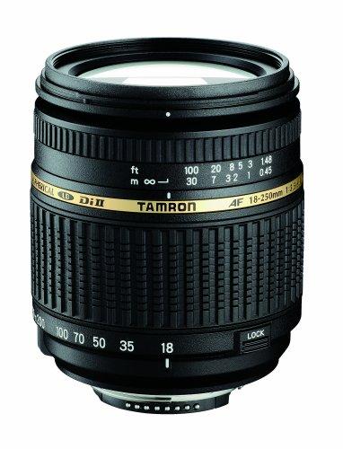 Tamron AF 18-250mm F3.5-6.3 Di II LD Aspherical (IF) Macro Canon