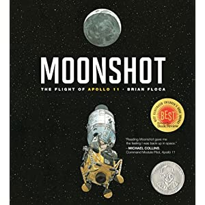 Moonshot: The Flight of Apollo 11 (Richard Jackson Books (Atheneum Hardcover))