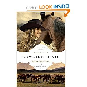 Cowgirl Trail (The Texas Trail Series)