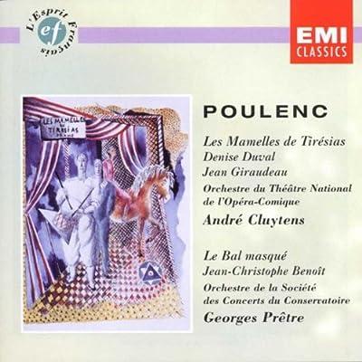 Francis Poulenc - Mönch und Lausbub - Komponisten - das