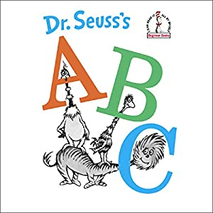 Dr. Seuss's ABC Audiobook