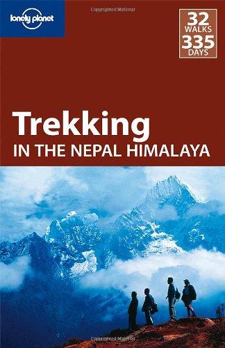 Lonely Planet Trekking in the Nepal Himalaya (Walking)
