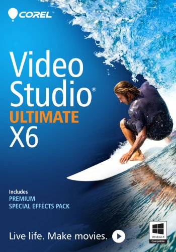 VideoStudio Ultimate X6 [OLD VERSION] (Corel Video Studio Ultimate compare prices)