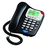 Hot Deal  Binatone LYRIS410 Corded Telephone with Speakerphone