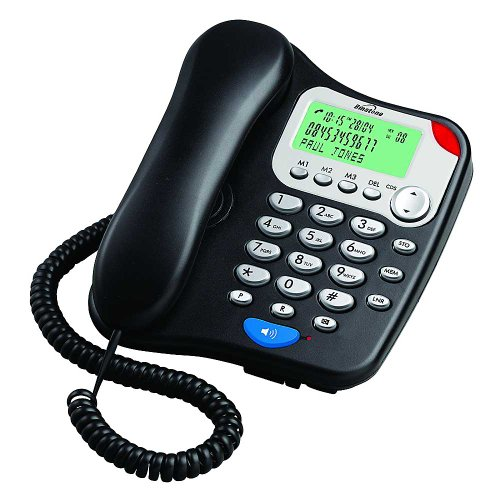 Binatone LYRIS410 Corded Telephone with Speakerphone images