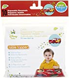 Neat Solutions Eco Table Topper - Disney Cars - 10 ct