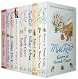Miss Read 10 Books Collection Set Pack RRP£69.90 (Villiage Diary, Tyler's Row Thrush Green, Winter in Thrush Green, Christmas at Fairacre Villiage School, News From Thrush Green, Storm in the Villiage, Over the Gate, Early Days) (Miss Read Collection)