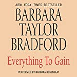 Everything to Gain | Barbara Taylor Bradford