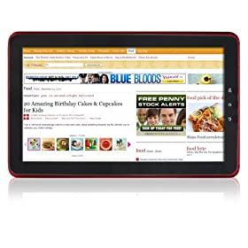 Sungale ID1010WTA Cyberus Android 10.1-Inch Tablet Computer