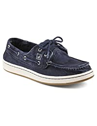Sperry Top-Sider Men's Sperry Cup 2 Eye Navy Boat Shoe