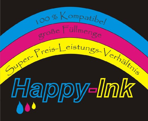 Happy-Ink - farbige colour (3-farbig)