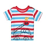 Chirpie Pie by Pantaloons Boy's T-shirt_Size_6-9 Months