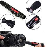 Futaba Professional Retractable Lens Pen Cleaning Brush For Digital Camera