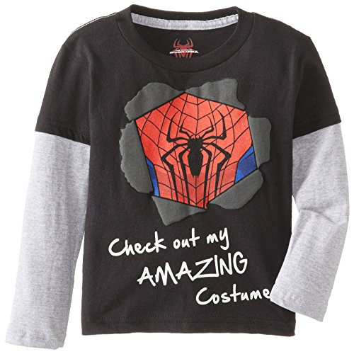 Extreme Concepts Little Boys' Spider-Man Not My Halloween Costume T-Shirt