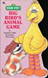 img - for Big Bird's Animal Game (A Golden Sturdy Shape Book / Sesame Street) book / textbook / text book