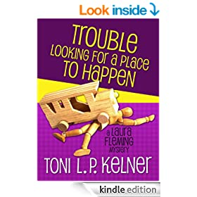 Trouble Looking for a Place to Happen (A Laura Fleming Mystery Book 3)
