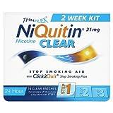 Niquitin CQ Patches 21mg Clear - 14