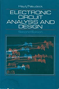 Electronic Circuit Analysis and Design by Houghton Mifflin Co International Inc.