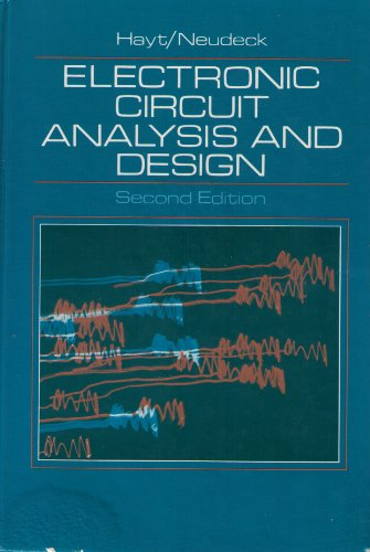 Eevlaxvine Download Pdf Electronic Circuit Analysis And Design