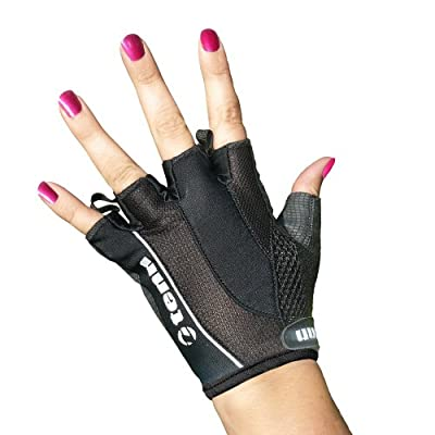 Tenn Ladies Summit Cycling Glove/Mitt Black Med