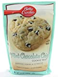 Betty Crocker Mint Chocolate Chip Cookie Mix 14 Oz (Pack of 2)