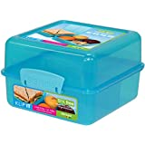 Amazon.com: Sistema To Go Collection Lunch Cube Food Storage Container