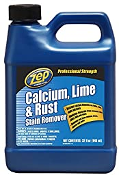 Zep Commercial Calcium, Lime, And Rust Remover