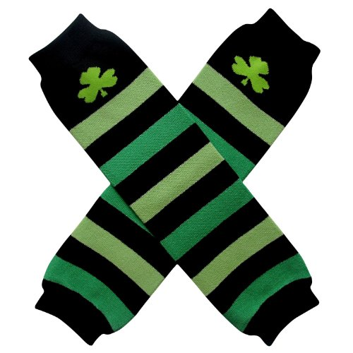 St Patricks Day Baby Outfit front-1052434