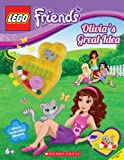 LEGO Friends: Olivia's Great Idea (Activity Book #1)