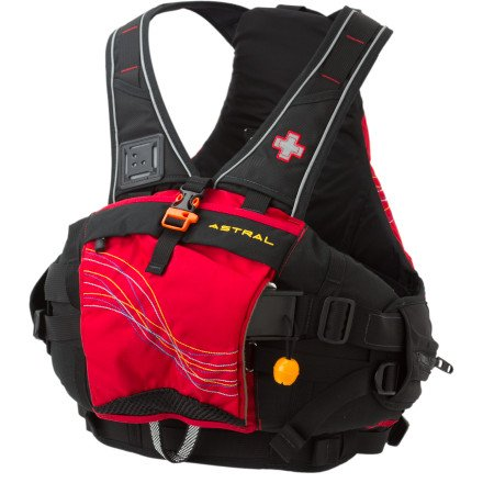 Astral Buoyancy Aquavest LE6 Personal Flotation Device