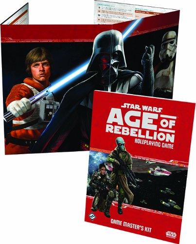 Star Wars Age of Rebellion Rpg: Game Master's Kit