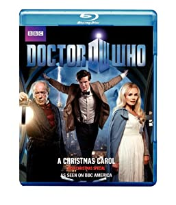 Doctor Who A Christmas Carol Blu-ray by BBC Worldwide