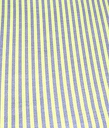 MS Retail Men's Shirt Fabrics (MS Retail_59_Yellow)
