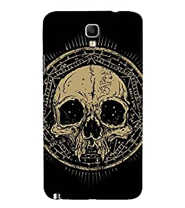 99Sublimation Skeleton in Animation 3D Hard Polycarbonate Back Case Cover for Samsung Galaxy Note 3 Neo :: Duos :: 3G N750 :: LTE+ N7505 :: Dual SIM N7502