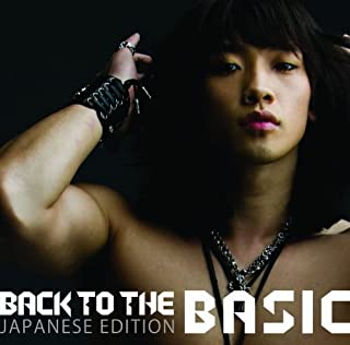 BACK TO THE BASIC~JAPANESE EDITION(限定盤)