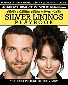 Silver Linings Playbook (Blu-ray + DVD + Digital Copy + UltraViolet)