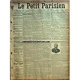 PETIT PARISIEN (LE) [No 9867] du 03/11/1903 - NOTRE CONCOURS - FAITS DU JOUR - PROCES DE THEATRE PAR JEAN FROLLO...