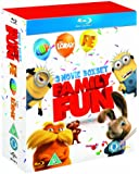 Hop/Despicable Me/Dr. Seuss/The Lorax [Blu-ray]