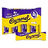 Cadbury Caramel Multipack 4 x 38.5g