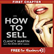 How to Sell: First Chapter | [Clancy Martin]