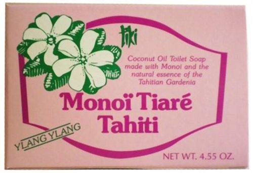 タヒチモノイティアレ石鹸 イランイラン