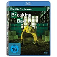 Breaking Bad - Die f�nfte Season [Blu-ray]