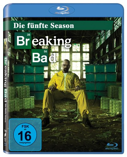Breaking Bad - Season 5 [Blu-ray]