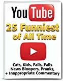 YouTube: The 25 Funniest Videos of All Time (Cats, Kids, Falls, Fails, News Bloo...