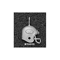 Brigham Young University Y Helmet - 14K Gold by Logo Art